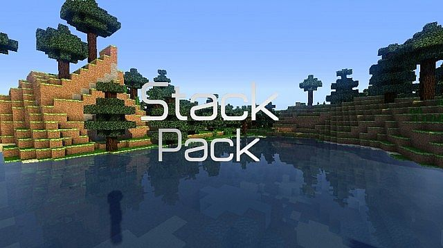 ec1e4  Stackpack resource pack [1.7.10/1.6.4] [32x] StackPack Texture Pack Download