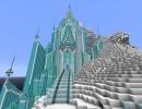 [1.7.8] Elsa's Ice Castle – Frozen Map Download