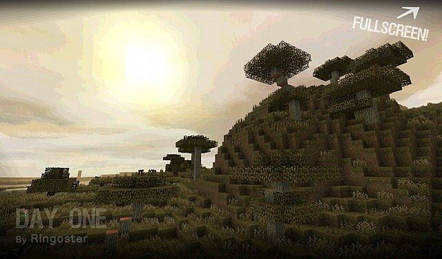2db81  Day one resource pack 1 [1.7.10/1.6.4] [16x] Day One Texture Pack Download