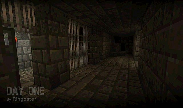 2db81  Day one resource pack 4 [1.7.10/1.6.4] [16x] Day One Texture Pack Download
