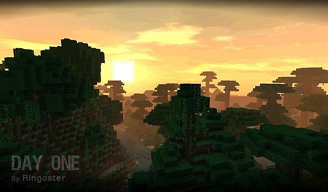 2db81  Day one resource pack 5 [1.7.10/1.6.4] [16x] Day One Texture Pack Download