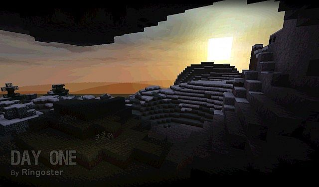 2db81  Day one resource pack 8 [1.7.10/1.6.4] [16x] Day One Texture Pack Download