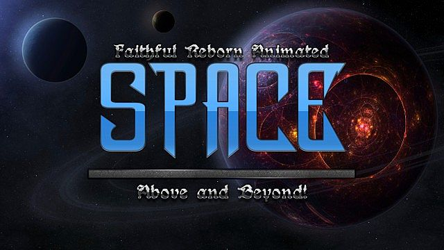 3792f  Faithful reborn space [1.7.10/1.6.4] [64x] Faithful Reborn Animated Space Texture Pack Download