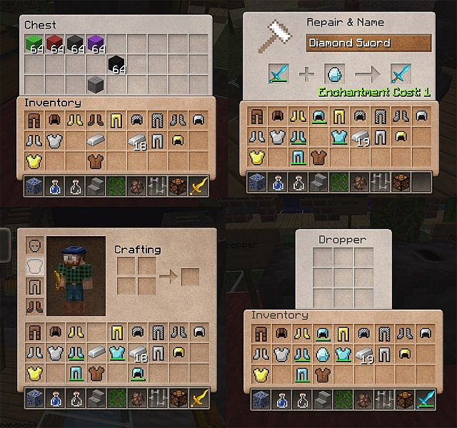 3f3e2  Lithos core resource pack 11 [1.7.10/1.6.4] [32x] Lithos – Core Texture Pack Download
