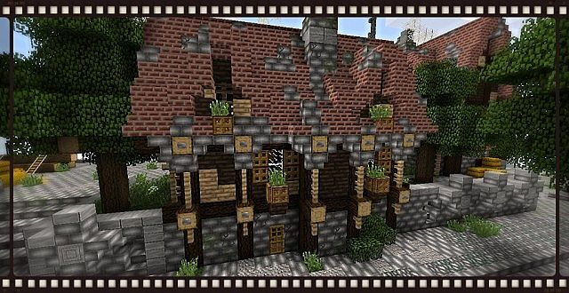 40c60  Re imagine default pack 1 [1.7.10/1.6.4] [32x] Re Imagine Default Texture Pack Download