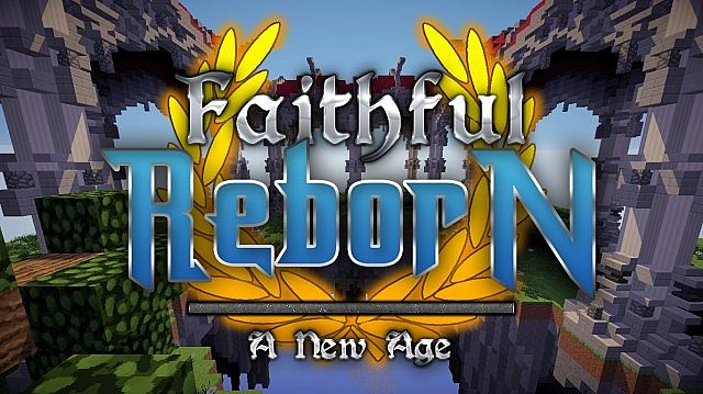 428c4  Faithful reborn animated pack [1.7.10/1.6.4] [64x] Faithful : Reborn Animated Texture Pack Download
