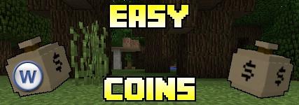4942e  Easy Coins Mod [1.7.2] Easy Coins Mod Download