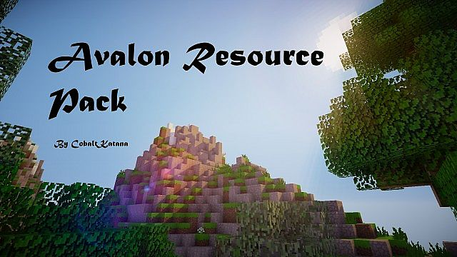 6f077  Avalon resource pack [1.7.10/1.6.4] [16x] Avalon Texture Pack Download