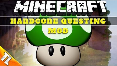 7fb1a  Hardcore Questing Mode Mod [1.9] Hardcore Questing Mode Mod Download
