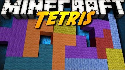 8c732  Classic Tetris Map [1.8] Classic Tetris Map Download