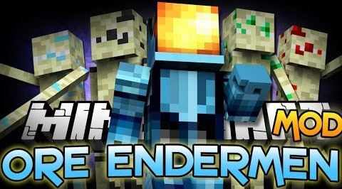 8d971  Ore Endermen Mod [1.7.10] Ore Endermen Mod Download