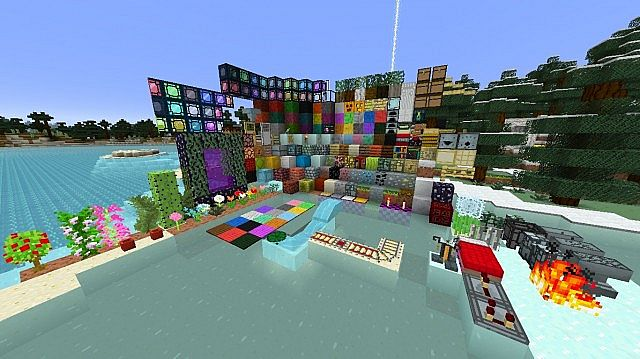 90b6c  Sunny Craft pack 8 [1.7.10/1.6.4] [16x] Sunny Craft Texture Pack Download
