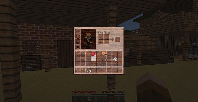 91b20  Western style resource pack 10 [1.7.10/1.6.4] [32x] ICrafting's Western Style Texture Pack Download