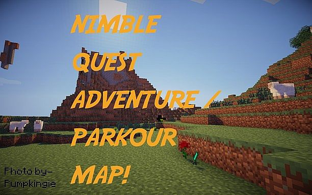 95ccd  Nimble Quest Map 2 [1.7.4] Nimble Quest Map Download
