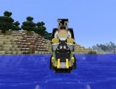 [1.6.4] Snowmobile Vehicle Mod Download