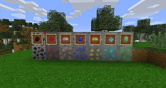 c2652  2nd generation pack 1 [1.7.10/1.6.4] [32x] Minecraft 2nd Generation Texture Pack Download