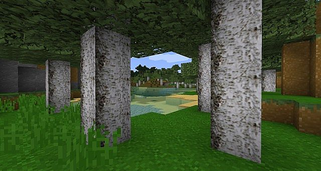 c2652  2nd generation pack [1.7.10/1.6.4] [32x] Minecraft 2nd Generation Texture Pack Download