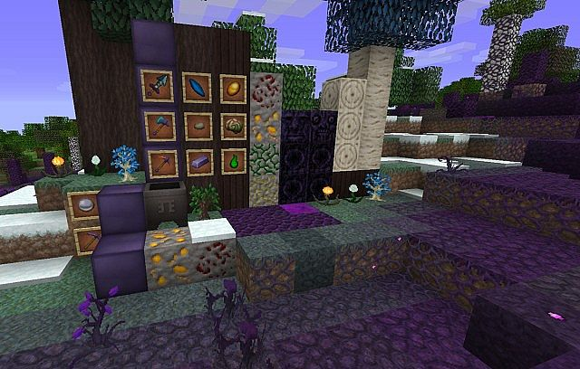 d446b  Lithos core resource pack 4 [1.7.10/1.6.4] [32x] Lithos – Core Texture Pack Download