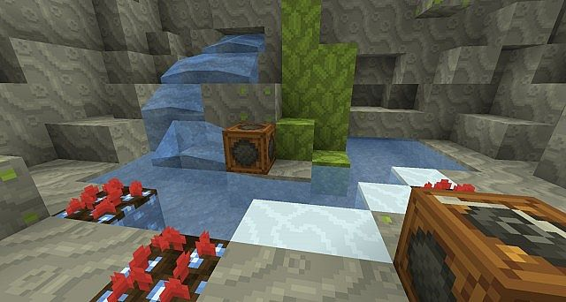 d5fd5  Borealis resource pack 4 [1.7.10/1.6.4] [16x] Borealis Texture Pack Download