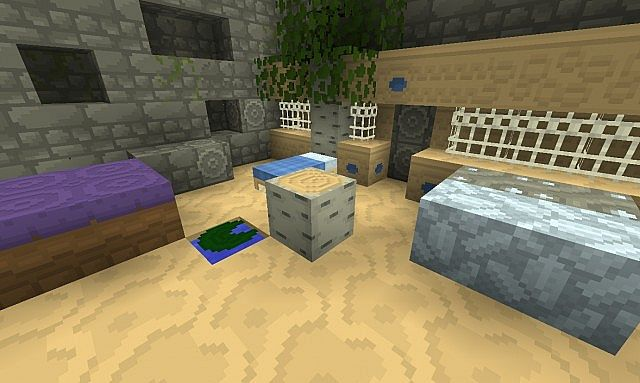 d5fd5  Borealis resource pack 5 [1.7.10/1.6.4] [16x] Borealis Texture Pack Download