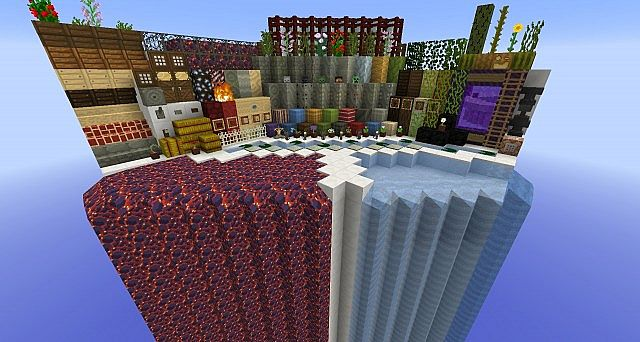 d5fd5  Borealis resource pack 6 [1.7.10/1.6.4] [16x] Borealis Texture Pack Download