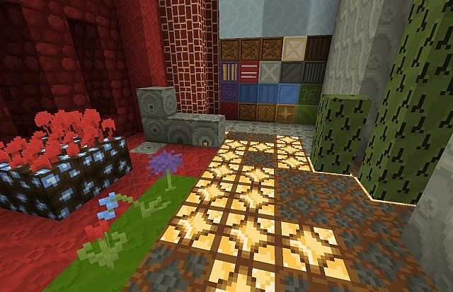 d5fd5  Borealis resource pack 7 [1.7.10/1.6.4] [16x] Borealis Texture Pack Download