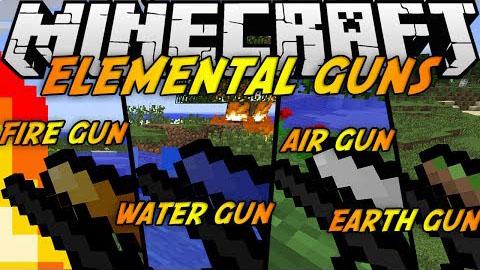 d784d  Elemental Guns Mod [1.7.2] Elemental Guns Mod Download