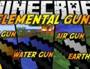 [1.7.2] Elemental Guns Mod Download