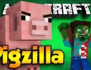 [1.7.10] Pigzilla (Pig Meteors) Mod Download