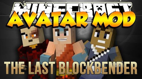 e17b4  Avatar The Last Blockbender Mod [1.7.10] Avatar: The Last Blockbender Mod Download