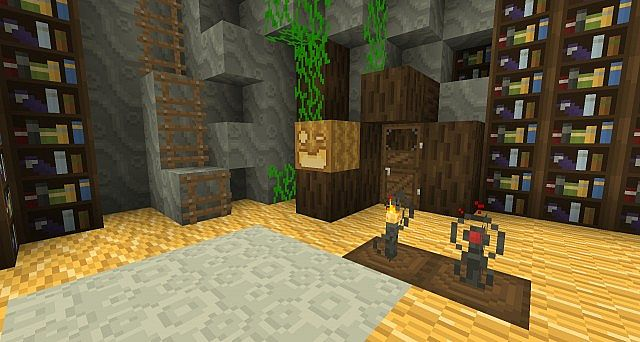 fbc73  Borealis resource pack 1 [1.7.10/1.6.4] [16x] Borealis Texture Pack Download