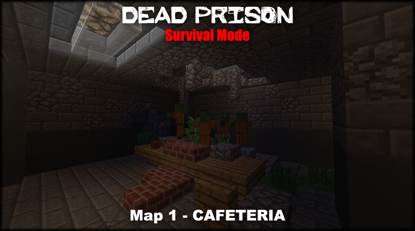 0b0a5  G3qOC1o [1.7.9/1.7.2] Dead Prison – Survival Mode Map Download