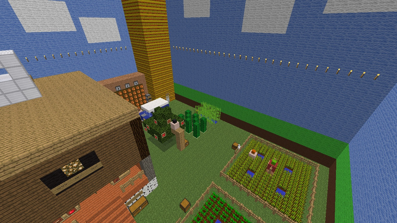 700c4  The Classy Game 3 Map 1 [1.7.2] The Classy Game 3 Map Download