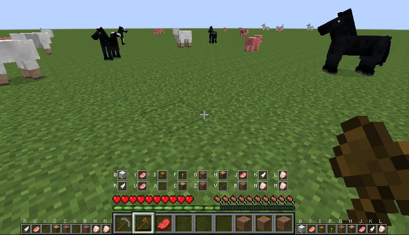 77f4c  Actionbar Hotbar Extension and Swapper Mod 3 Actionbar (Hotbar) Extension and Swapper Screenshots