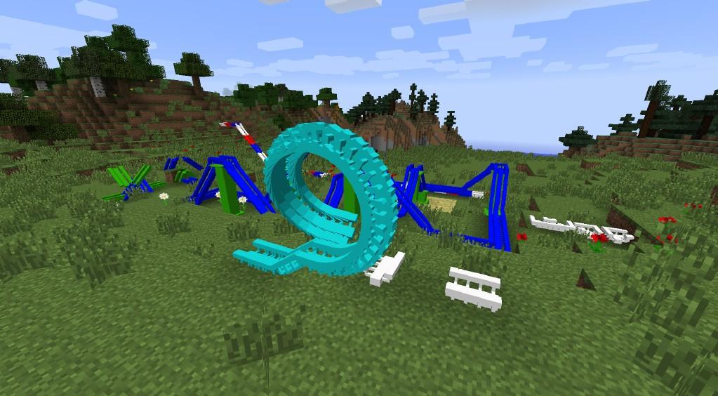 7937b  Rollercoaster Mod 1 Rollercoaster Screenshots