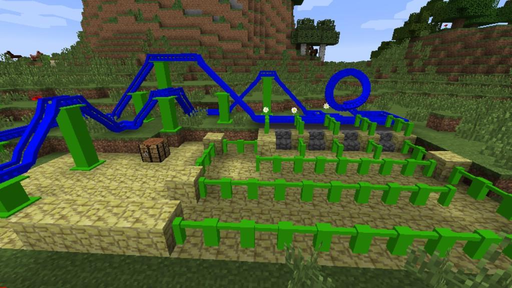 7937b  Rollercoaster Mod 2 Rollercoaster Screenshots