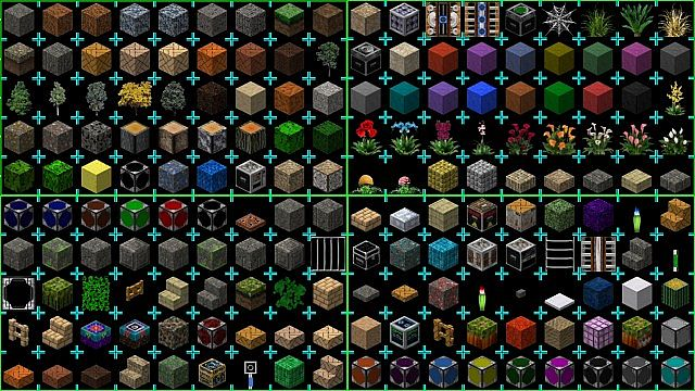 8b858  Intermacgod ultra modern 11 [1.7.10/1.6.4] [64x] Intermacgod Ultra Modern Texture Pack Download
