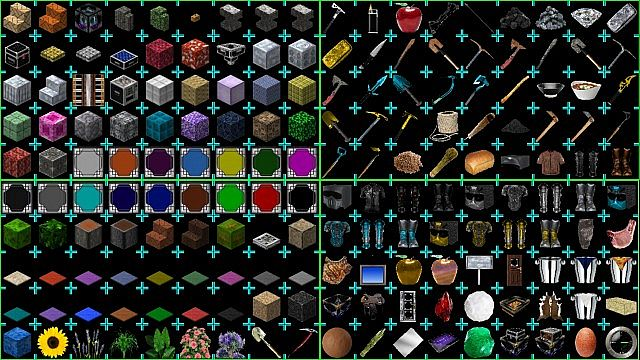 8b858  Intermacgod ultra modern 12 [1.7.10/1.6.4] [64x] Intermacgod Ultra Modern Texture Pack Download