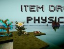 [1.7.2] Item Drop Physics Mod Download