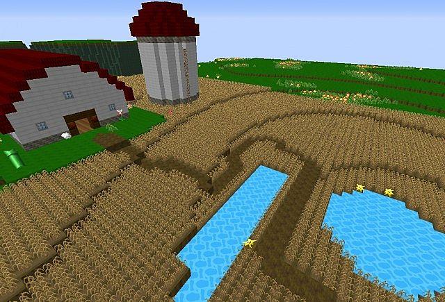 9af36  Mario Sprint Map 10 [1.7.9/1.7.2] Mario Sprint Map Download