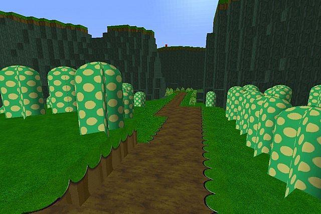 9af36  Mario Sprint Map 13 [1.7.9/1.7.2] Mario Sprint Map Download