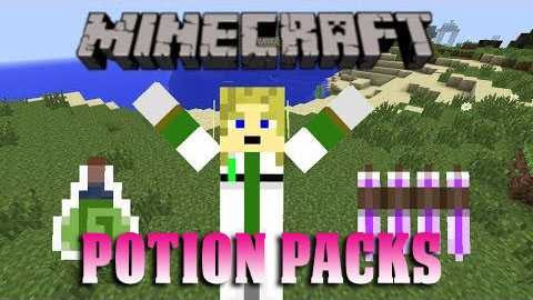 a4ed8  Potion Packs Mod [1.7.10] Potion Packs Mod Download