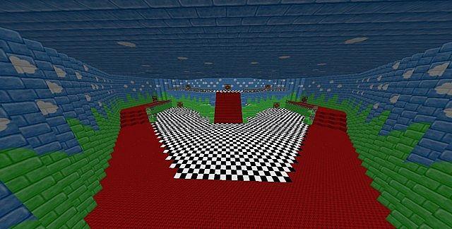 a933b  Mario Sprint Map 5 [1.7.9/1.7.2] Mario Sprint Map Download