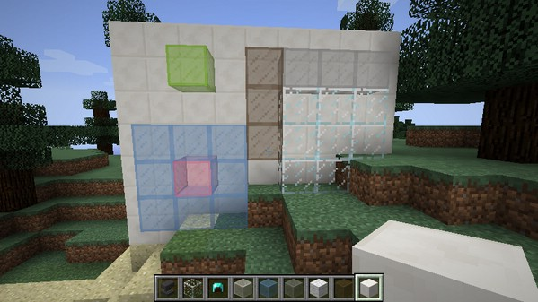 bdac4  Connected Glass Mod 2 [1.7.2] Connected Glass Mod Download