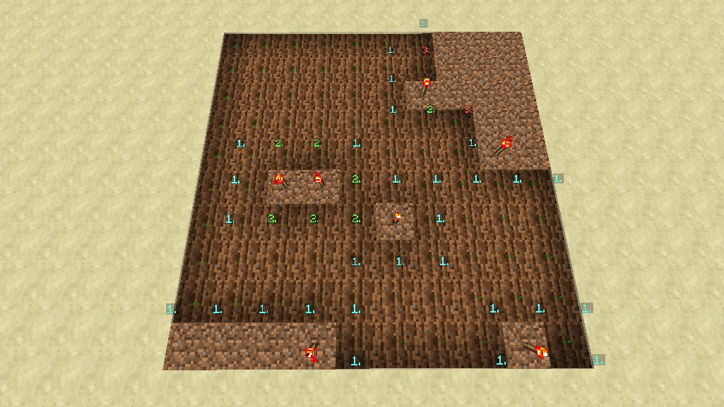 d596a  Minesweeper Map 2 [1.8] Minesweeper Map Download
