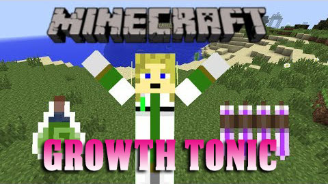 d666a  Growth Tonic Mod [1.7.2] Growth Tonic Mod Download