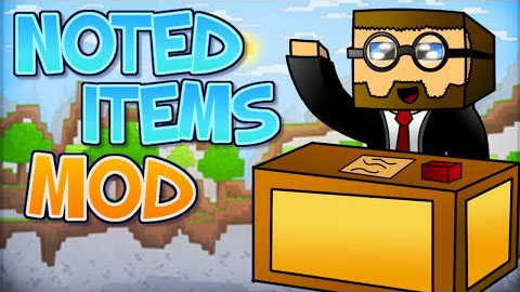 dd5c5  Noted Items Mod [1.7.2] Noted Items Mod Download