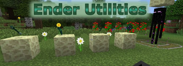 e3f11  Ender Utilities Mod [1.9.4] Ender Utilities Mod Download