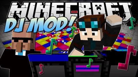 e8203  DJ Party Mod [1.6.4] DJ Party Mod Download