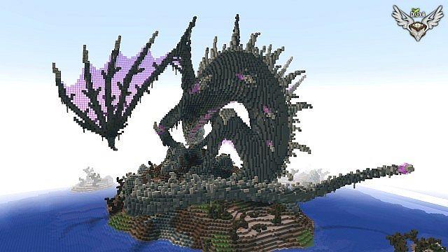 0c04a  Rhaegos Tyth Dragon Map 5 [1.7.10/1.7.2] Rhaegos Tyth Dragon Map Download